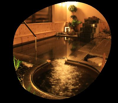 温泉のイメージ写真
